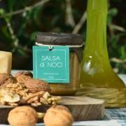 walnut sauce italian gourmet food