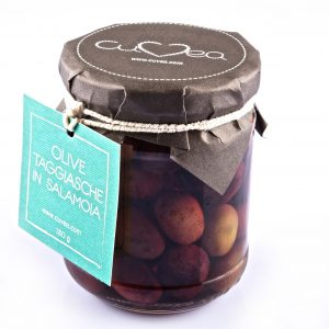 Taggiasca Olives in brine from Liguria