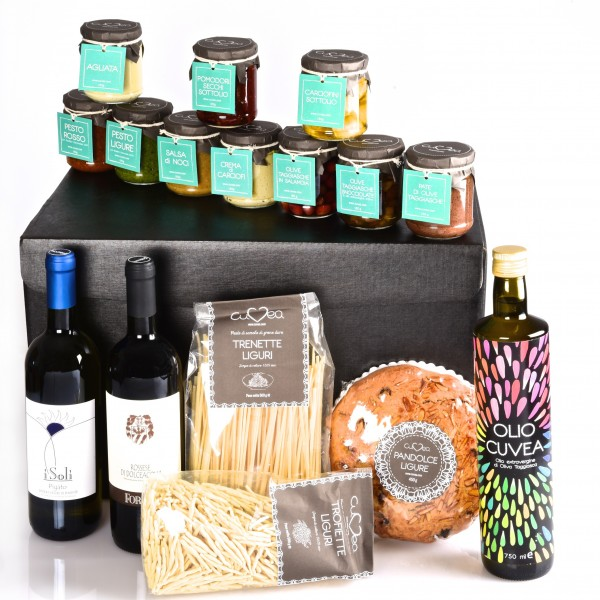 Gift Hamper Riviera  - Typical Food from Riviera
