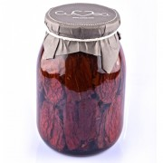 Sun dried tomato in oil jar maxi size
