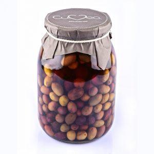 Taggiasca olives in brine